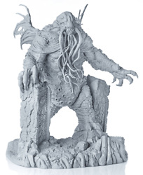 Cthulhu Death May Die Combo With Pledge Statue Season 2 Scarlett Dice