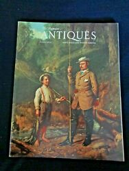 The Magazin Antiques 1974 Glass American Fly Rods Bulloch Hall Tremont