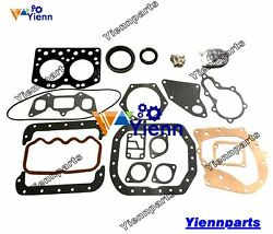 For Iseki Ts1610 Ts1910 Tractor Repair Parts For Isuzu Engine Full Gasket Kit