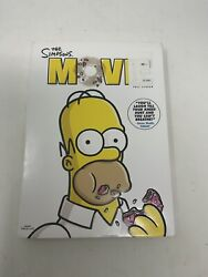 The Simpsons Movie Dvd 2007 Full Frame English And Spanish Pg 13 Special Features
