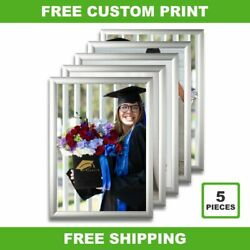 Snap Frame, 11x17, 5-pack, We Custom Print For You, Just Send Us You File Now