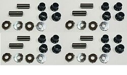 Front Upper And Lower A-arm Bushing Rebuild Kit Kits Bombardier Renegade 800 07-14