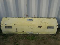 1969-72 El Camino Tailgate Gm Good Used Core For Parts Or Repair Free Pick Up