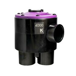 K-rain 4000 Series Cammed For Zone Operation Rcw 4 Outlet Valve - Usa Brand