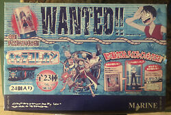 Bandai One Piece Gashapon Characollecan 1 Complete Series Serie Completa