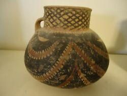 ANTIQUE POTTERY VASE #3 FROM TOMB OF 1ST EMPEROR OF CHINA FROM 221 BC