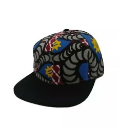 Play Cloths Mens 100 Authentic Adjustable One Size Strapback Multicolor