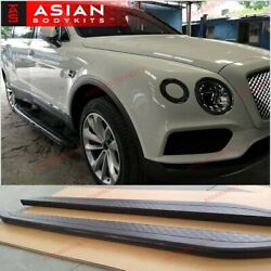 Electric Side Step Running Boards For Bentley Bentayga 2015 - 2020