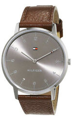 Tommy Hilfiger Cooper Mens Watch Analog Grey Casual 1791584 $95 $72.97