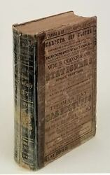 Western United States / Pacific Coast Business Directory For 1867 Containing 1st