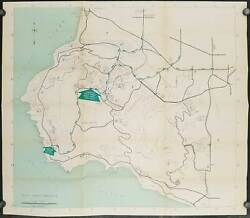 California Palos Verdes / Map Of The Palos Verdes Peninsula With Complete Street
