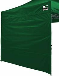 10Ft Side Wall for Pop Up Canopy Instant Patio Weeding Party Tent Forest Green