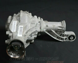 A1663300300 Mercedes X166 Gl 63 Amg Front Axle Drive Differential 4matic 90km
