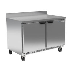 Beverage Air Wtr48ahc 48 Work Top Refrigerated Counter