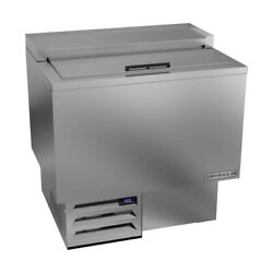 Beverage Air Gf34hc-s Glass And Plate Chiller