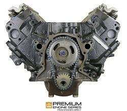 Ford 351w Marine Engine 5.8 Reverse Rotation New Reman Oem Replacement 1988-94