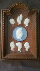 Cameos Biscuits Louis Philippe Roi De France And Royal Familly