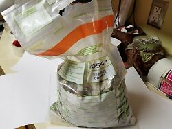 2 Sealed Bank Bags Is 2000 In Random Circulated Quarters. Real U.s. Money