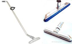 14 Tile And Grout Squeegee Wand - Carpet Cleaning Industry