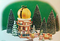 Dept 56 Dickens' The Old Royal Observatory 58451 Gold