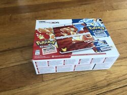 Nintendo 3ds Pokemon 20th Anniversary Red And Blue Edition Console Bundle Yw700