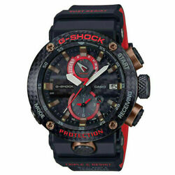 Casio G-shock Gravity Master Carbon And Titanium Gwrb1000x-1a Bluetooth Solar Wave