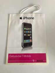 Vintage Apple Iphone 1st Generation 2g 4gb 8gb 16gb Launch Day Bag Rare T-mobile
