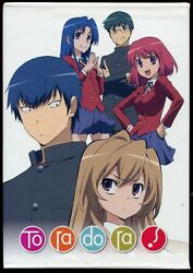 Toradora Complete Series Box Set 5 Dvd Anime R4