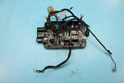 927 95 Harley-davidson Dyna Electrical Panel Switch Circuit Breakers Relay Fuse