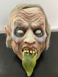 Distortions Unlimited Frightmare Mask W/tags Halloween Prop Costume