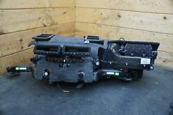 Hvac Heater Core Blow Motor Duct 2048303503 Oem Mercedes Amg Gts Coupe 2016