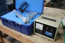 Cubic Precision 71-2615 Laser With 71-2615 Power Supply