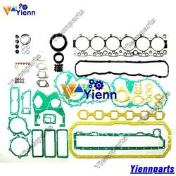 Sx95 T9000 T9510 T9520 Tractor Diesel Engine For Iseki Full Gasket Set Parts