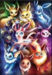Pokemon 5d Diy Full Dril Diamond Painting Kits Crafts And Arts For Kids And Adults