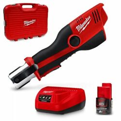 Milwaukee 12v Forcelogic Press Tool Kit M12hpt201b