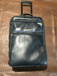 Messermeister Black Leather Mobile Chef Convertible Case Backpack amp; Supplies SFH $124.99