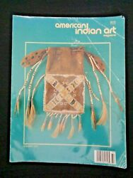 American Indian Art 1997 Quilled Drawstring Pouches Southern Plains Graphic Art