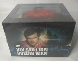 The 6 Six Million Dollar Man Complete Collection 40 Disc Dvd Set Time Life 2010
