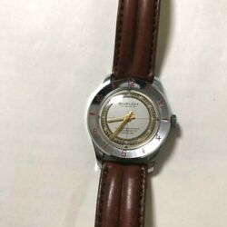 Sheloh Manual Winding Unisex 17jewels Antimagnetic Incabloc Stainless Steel