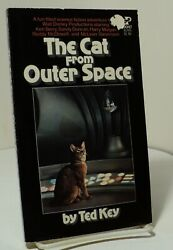 The Cat from Outer Space by Ted Key movie novelization Pocket 81740 1978