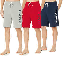 Mens Shorts French Terry Side Logo Lounge Shorts New