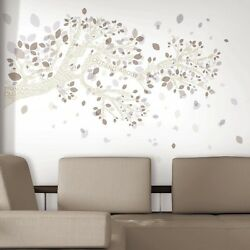 WORDS OF NATURE Wall Decals Tree Branches Bedroom Room Decor Stickers Phrases