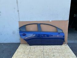 Subaru Wrx And Sti 2015-2020 Oem Front And Rear Right Rh Doors Complete/ Blue. 16