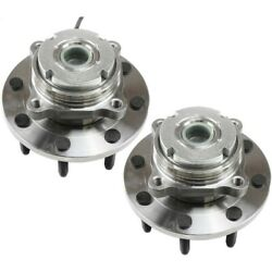 Wheel Hub For 2000-2005 Ford Excursion Front Driver And Passenger Side