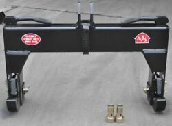 Tool Tuff 3-point Tractor Quick Hitch Cat 2 Hd Farm Implement Attachment