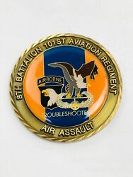1st Airborne Air Assault Army Challenge Coin, Award For Excellence