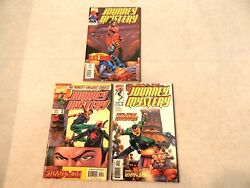 Journey Into Mystery Lot Of 3 Marvel Modern Age Comic Book Lot Vf