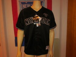 Vintage New York Yankees Mariano Rivera Jersey Black Size 50/ Rare New W Tags