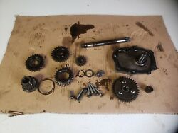 1973 Yamaha Tx650 Tx Xs 650 Oem Starter Reduction Gear Assembly Parts
