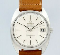 Omega Constellation 168.017 Cal.561 Automatic Vintage Watch 1965andrsquos